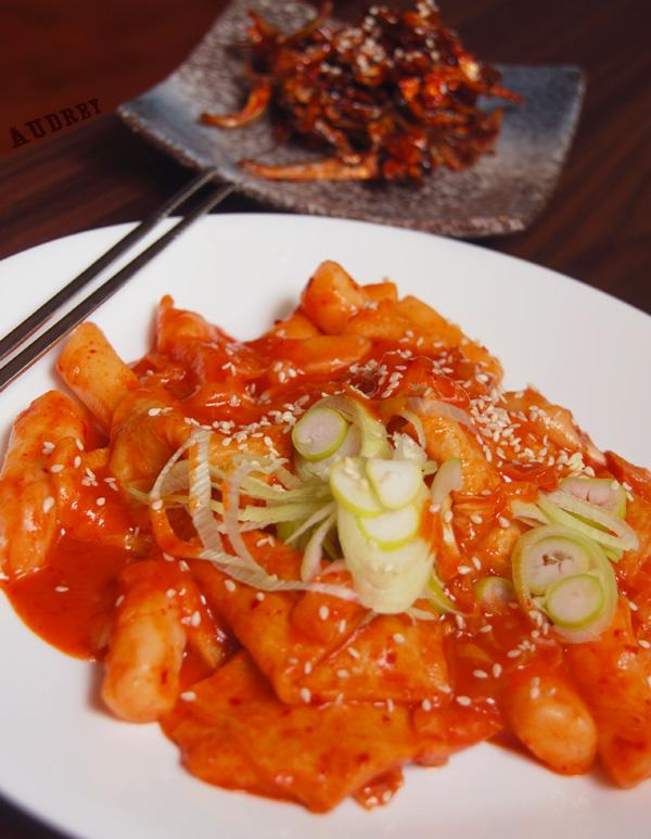 How To Make Korean Rice Cake Sauce