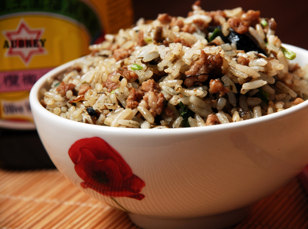 Olive Fried Rice 2
